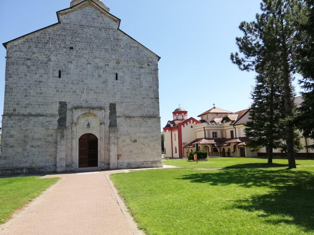 Orthodox Church on Fruška Gora